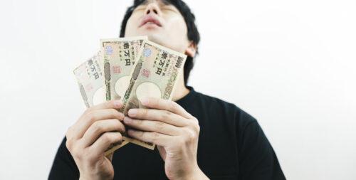 img_お金に感謝する男性